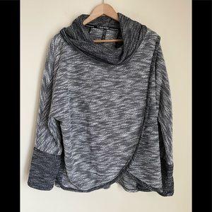 NWOT Calvin Klein cowl neck sweater